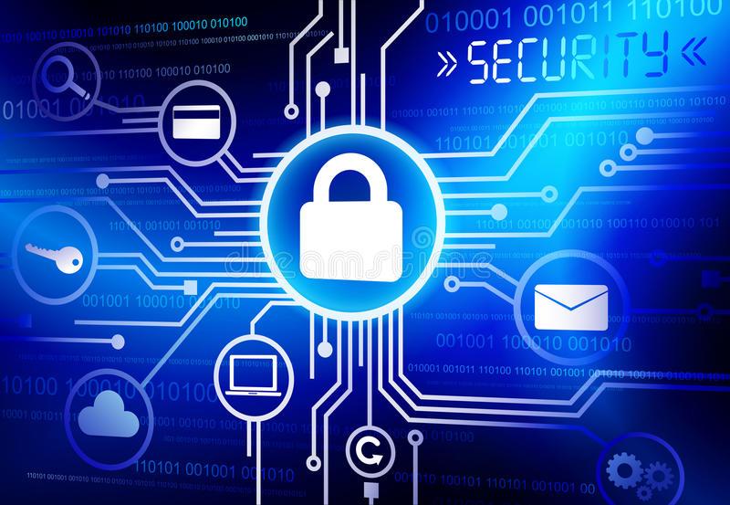 vettore-dei-sistemi-di-sicurezza-di-internet-37217129